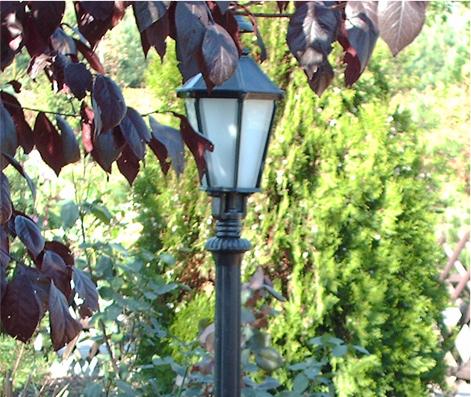 Lampy wysokie